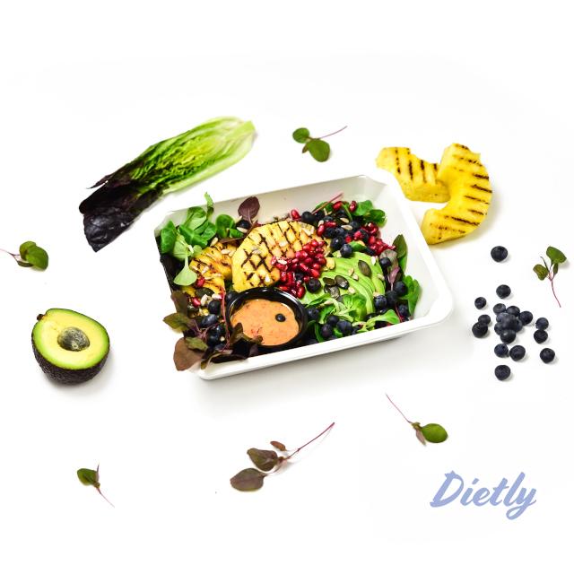 Dieta Post warzywno-owocowy